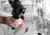 Laserscanner-Technologie für mobile Messarme