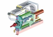 Spritzgießmaschine MHF400/200 Edition
