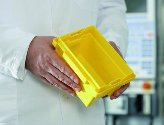 Das Additiv verbessert die Formfüllung beim Spritzgießen von Polyolefinen, verkürzt die Zykluszeit und reduziert den Energieverbrauch. (Bildquelle: Polymer Service / Swissgel)