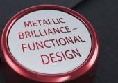 PVD-Schicht Metallic-Design - Fakuma 2012