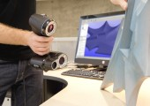 3D-Weißlichtscanner Go!Scan 3D