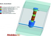 CAE-Analyse-Software Moldex3D