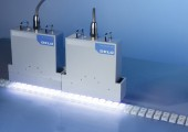 LED-Aushärtungslampen Delolux 202/400, Delolux 50/365 x4