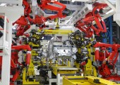 Roboter mit Powerlink