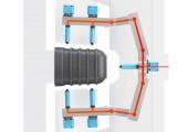 Gelenkarm-Heißkanalverteiler Rheo-Pro Slide