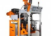 Extrusions – Blasmaschine der Type GM751.EP mit IML