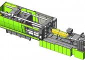 Spritzgießmaschine e-speed 650