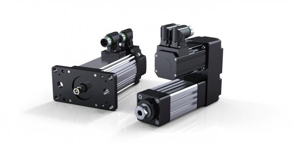 """Im Programm """"Servomold"""" gibt es kompakte, reinraumtaugliche Linearaktuatoren mit aufgesetztem oder integriertem Elektroantrieb. (Bildquelle: i-mold GmbH & Co. KG)"""