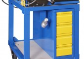 Rohrumformmaschine M-WF385Xplus
