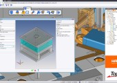 3D-CAD-Formenbau