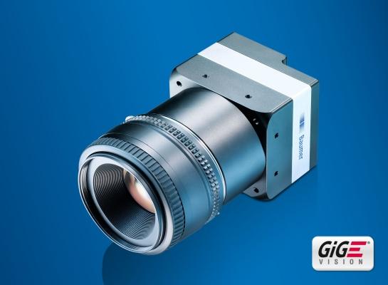 Die CMOS-Kameras mit ihrer hohen Bildauflösung und ihrer Dual-GigE-Schnittstelle von 240 MB/s Bandbreite eine präzise Teile-Inspektion bei hohem Durchsatz. (Bildquelle: Baumer)