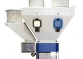 Mit integrierten Vakuum-Abscheidern und Pulver-Dosierer