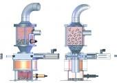 Druckluft-Fördergerät