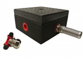 Montage- und Befestigungselemente für stoffschlüssige Verbindungen mit Partikelschaum-Bauteilen