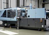 Hybride Antriebstechnik für hohe Ausstoßraten